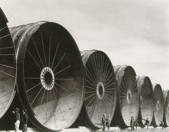 Margaret Bourke White peck dam